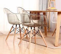 Clear Eames Chair China Replica Vitra Clear Ghost Eames Daw Chair Acrozz Com