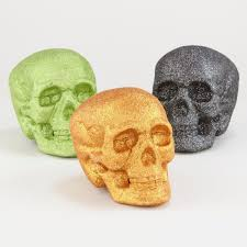 Skull Decorations For The Home 40 Spooky Halloween Decorating Ideas For Your Stylish Home