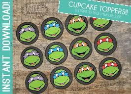 25 ninja turtle cupcakes ideas ninja