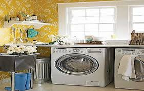 How To Decorate A Laundry Room Stunning Decorating Ideas For Laundry Rooms Gallery Interior