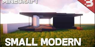 how to build a small modern house minecraft how to build a small modern house tutorial easy to