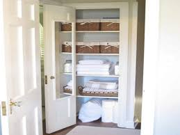 small closet organization ideas two glass door rustic pine tv