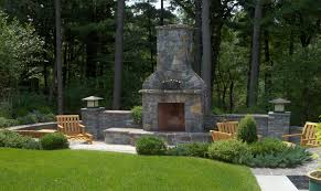 large outdoor fireplace gen4congress com