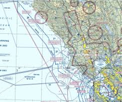 Map Of Greater San Francisco Area by Greater Farallones Overflight Regulations Office National Marine
