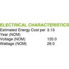 led26dp38s830 25 ge lighting 68184 led26dp38s830 25 26 watt par38 led dimmable