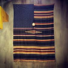 American Flag Awesome Awesome Serape American Flag On The Wall Yelp