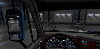 freightliner cascadia warning lights freightliner cascadia v 1 1 edited mod american truck simulator