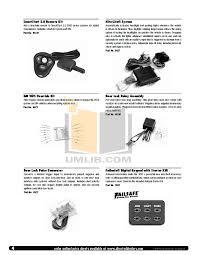 pdf manual for dei other clifford blackjax 4 car alarms