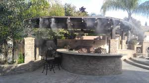 Patio Misting Kits High Pressure Misting Systems Rfmc The Remodeling Specialist