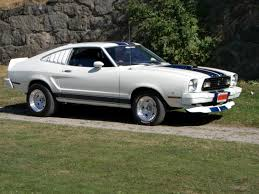 mustang 1975 cobra ford mustang 1974 1978 2nd generation amcarguide com