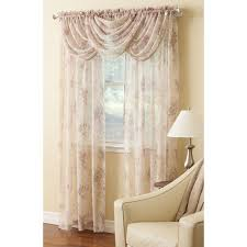 36 X 45 Curtains Stowe Sheer Curtain Collection Boscov S