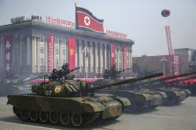 North Korea The North Korean Military Threat To America And Its Allies