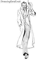 how to draw joker drawingforall net