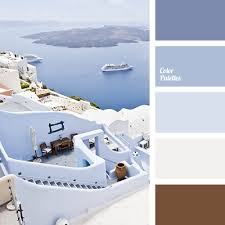 blue color palettes blue shades brown color matching for