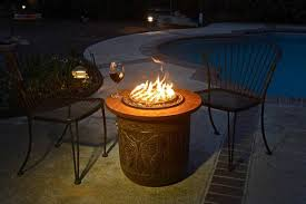 Propane Firepit Diy Make A Portable Propane Pit Out Of A Flower Pot The