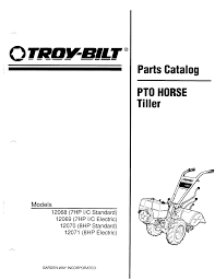 troy bilt tiller 12068 7hp user guide manualsonline com