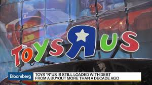 toys r us collapses into bankruptcy thanks to crushing debt