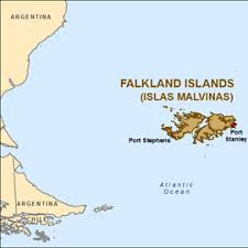 malvinas map health information for travelers to falkland islands islas