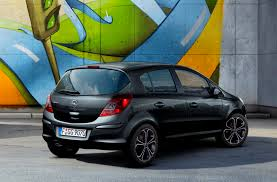 opel white opel corsa 1 4 turbo all black all white color edition autoblog gr