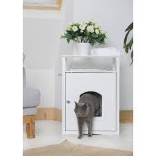 litter box end table the contemporary litter box end table with regard to house prepare
