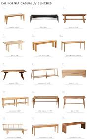 Country Casual Benches Achieving The U0027effortless Expensive U0027 Style Furniture Emily