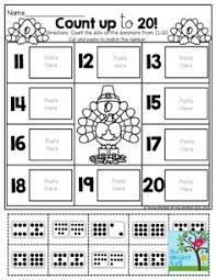 number words read the number word on the snowman u0027s hat cut and