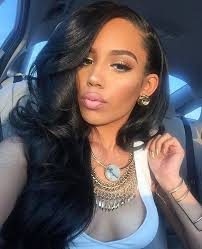 atlanta hair style wave up for black womens best 25 sew in hairstyles ideas on pinterest sew in weave