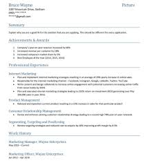 Achievements In Resume Examples by Standard Resume Format For Job Application Lilkuya Com