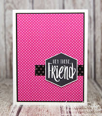 scenic sayings cards for friends ink it up with card