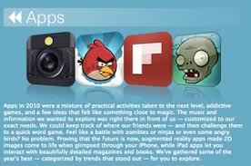 the full list of the top iphone and ipad apps of 2010 techcrunch