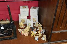 a quantity of royal doulton and friend ornaments some boxed