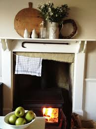 kitchen fireplace at http www marleyandlockyer com kitchen