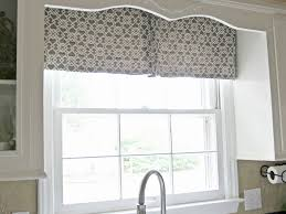 Valance Window Treatments by Kitchen Kitchen Window Valances And 31 Wonderful Kitchen Window