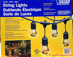 patio string lights costco outdoor string lights costco poeledemasse info