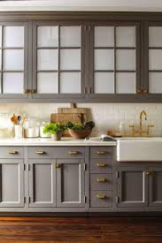 kitchens with grey cabinets kitchen decoration