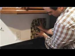 how to install a backsplash in kitchen installing tiles kitchen tile backsplash tips