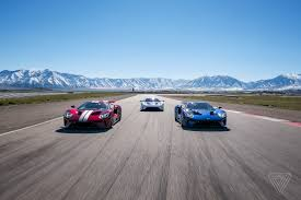 driving ford gt america u0027s fastest supercar verge