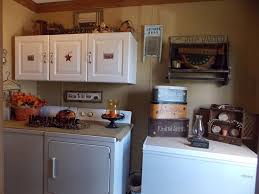 Primitive Laundry Room Decor Country Laundry Room Decorating Ideas Image Gallery Image Of