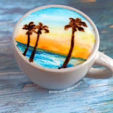 Beautiful Coffee Beautiful Coffee Art To Freshen Up Your Day By Michael Breach