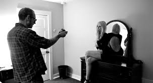 terry richardson shooting lindsay lohan in bungalow 1 at the