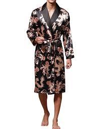 robe mariã e 2015 two sided silk robe home kitchen