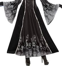 Ghost Halloween Costume Ghost Halloween Costume Forsaken Souls Women U0027s Long Black Costume