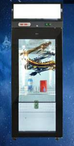 glass door refrigerator for sale 46 inch interactive lcd screen glass door refrigerator for