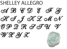 3 initial monogram fonts personalized monogram 2 initial custom wax seal st 1 die 706