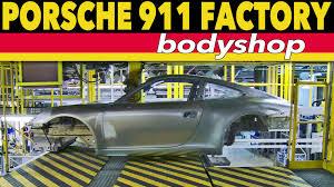 porsche 911 factory porsche 911 factory bodyshop