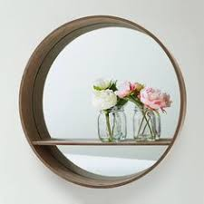 top 20 homewares at kmart round mirror with shelf rrp 29 00
