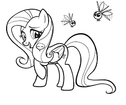 kids under 7 my little pony coloring pages tata pinterest
