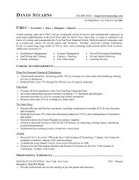 executive chef resume template chef resume skills musiccityspiritsandcocktail