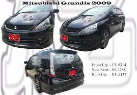 mitsubishi grandis 2013 mitsubishi grandis 2009 oem bodykits mitsubishi grandis johor