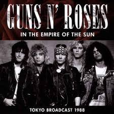 guns n roses in the empire of the sun cd album at discogs